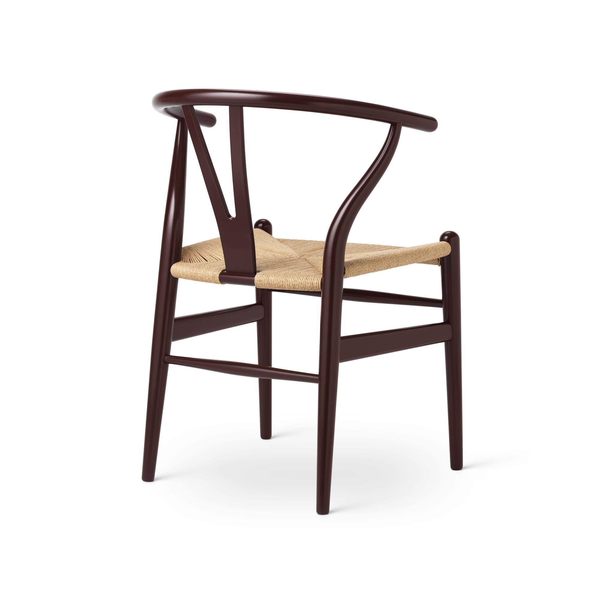 CH24 Wishbone Chair Russet & Blues or Harmony Carl Hansen& Søn