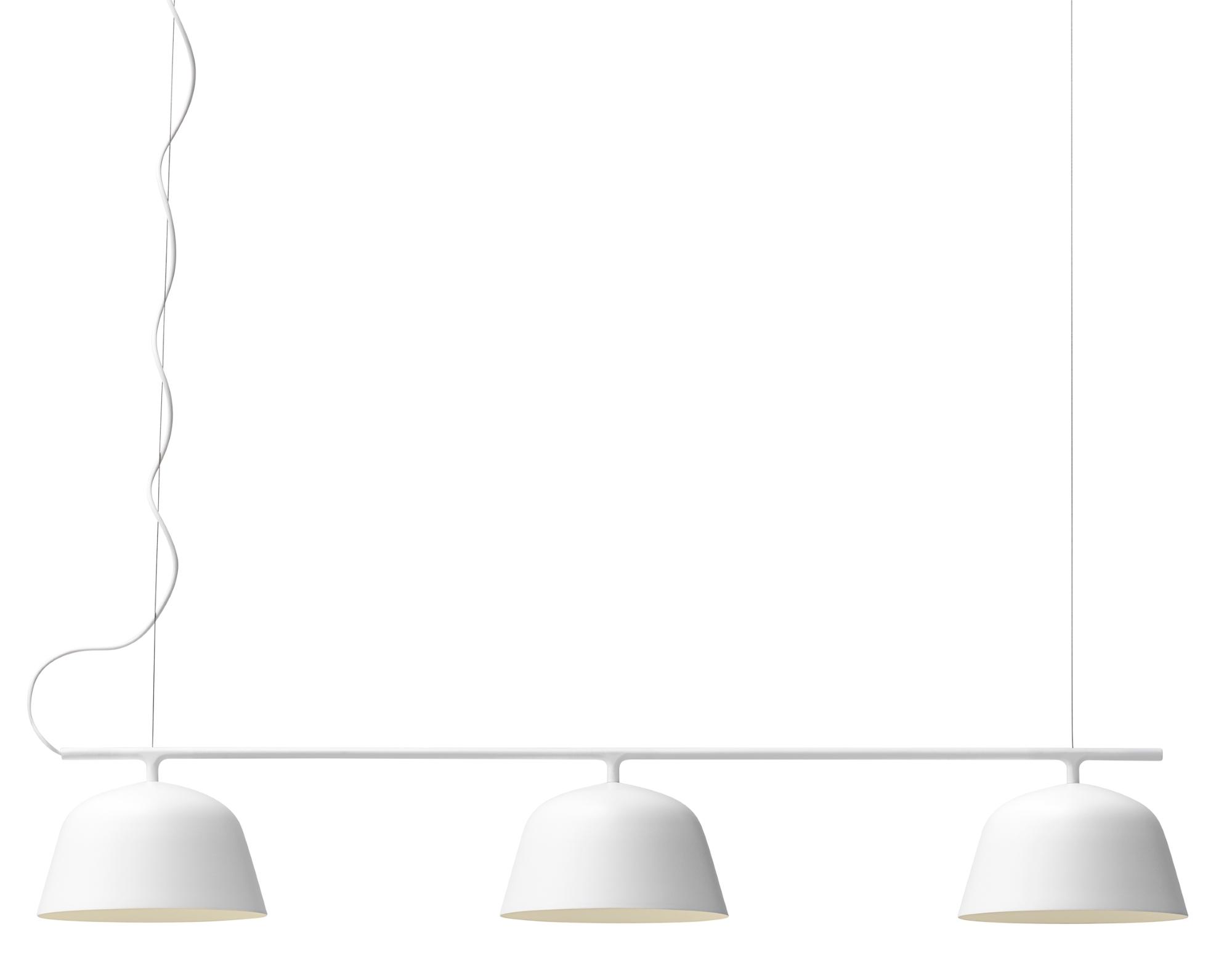 Ambit Rail Lamp Pendelleuchte Muuto-weiß