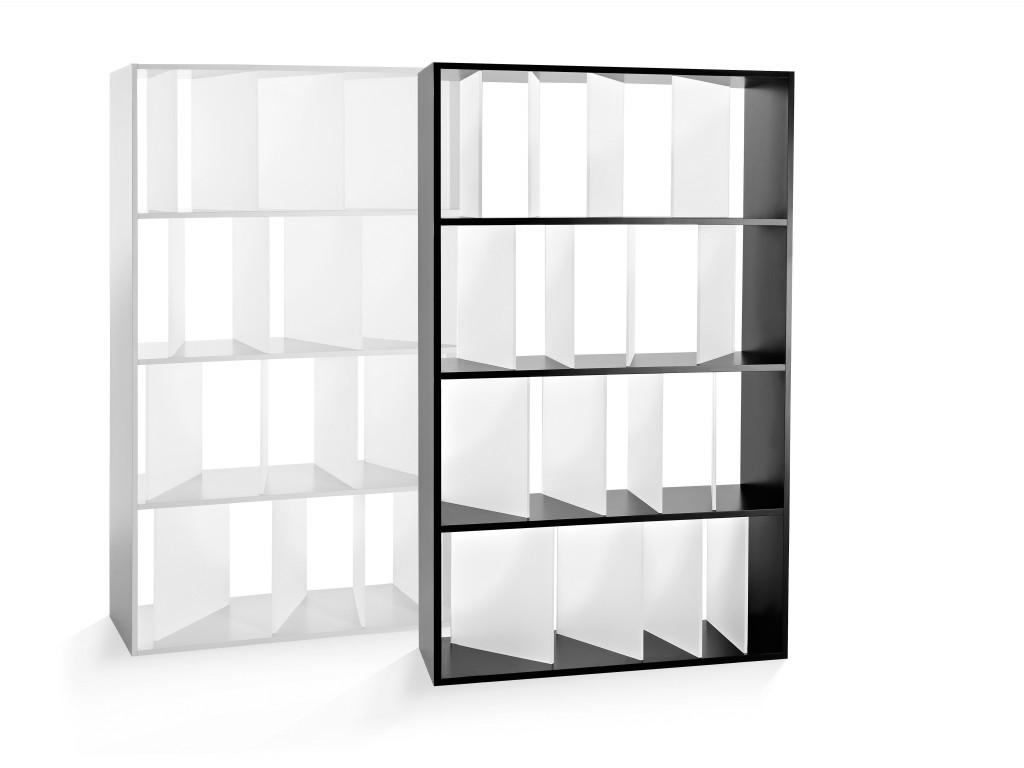Sundial Shelf transparent Version Kartell
