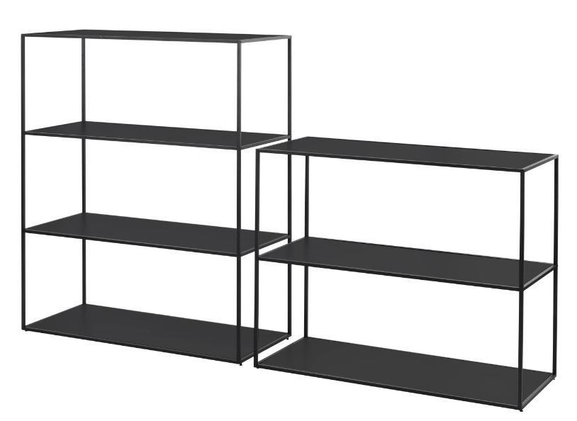 Twin Bookcase small by Lassen