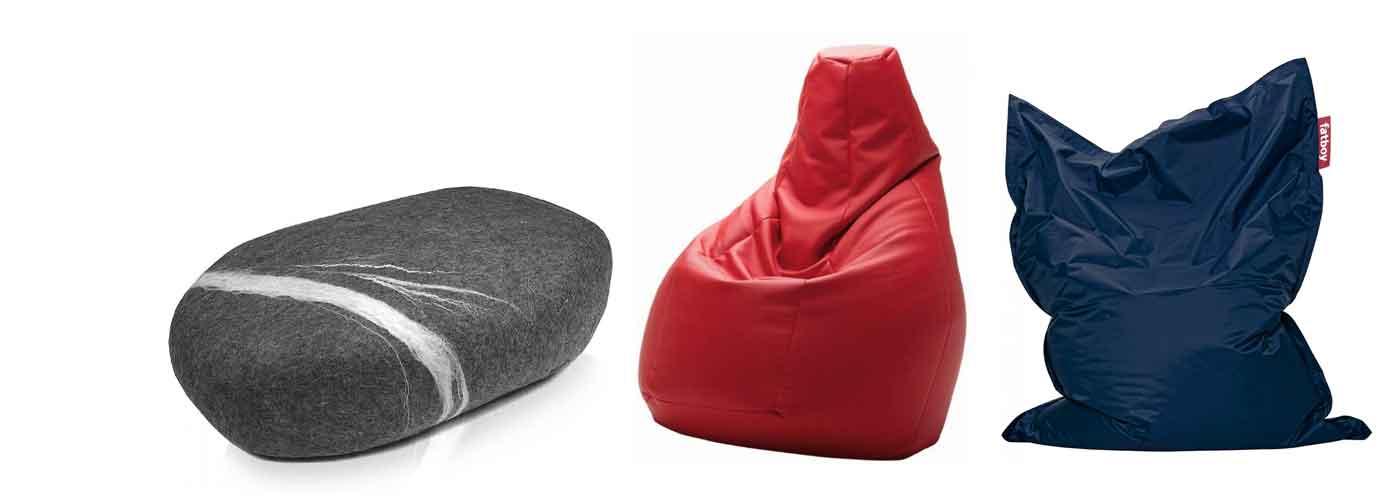 Bean Bags - Seat Cushions