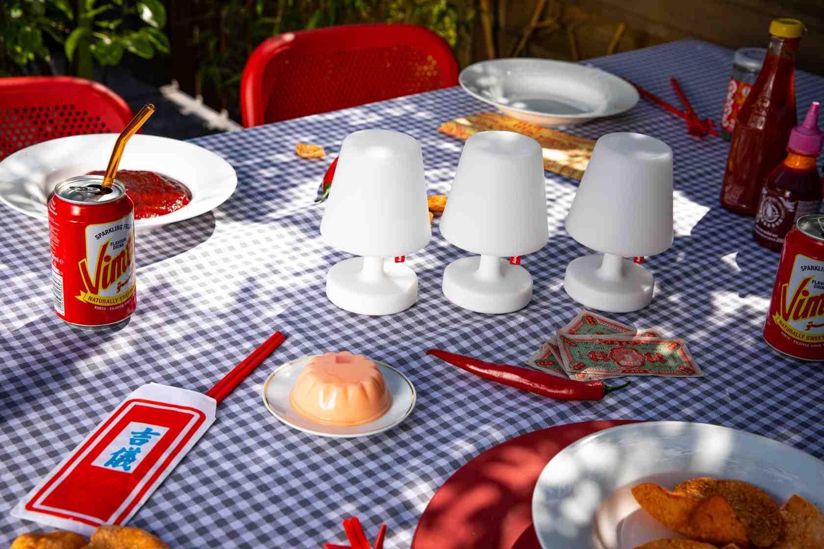 Edison the Mini set of 3 table lamps Fatboy