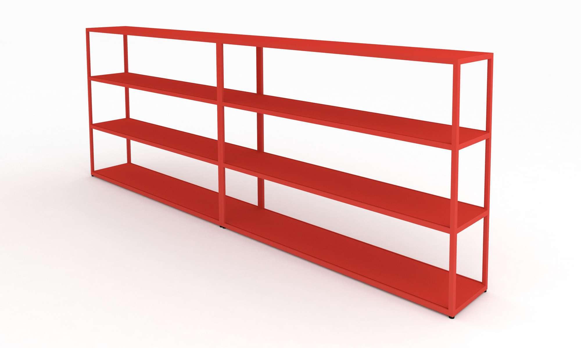 New Order open shelf / sideboard 200 cm Hay