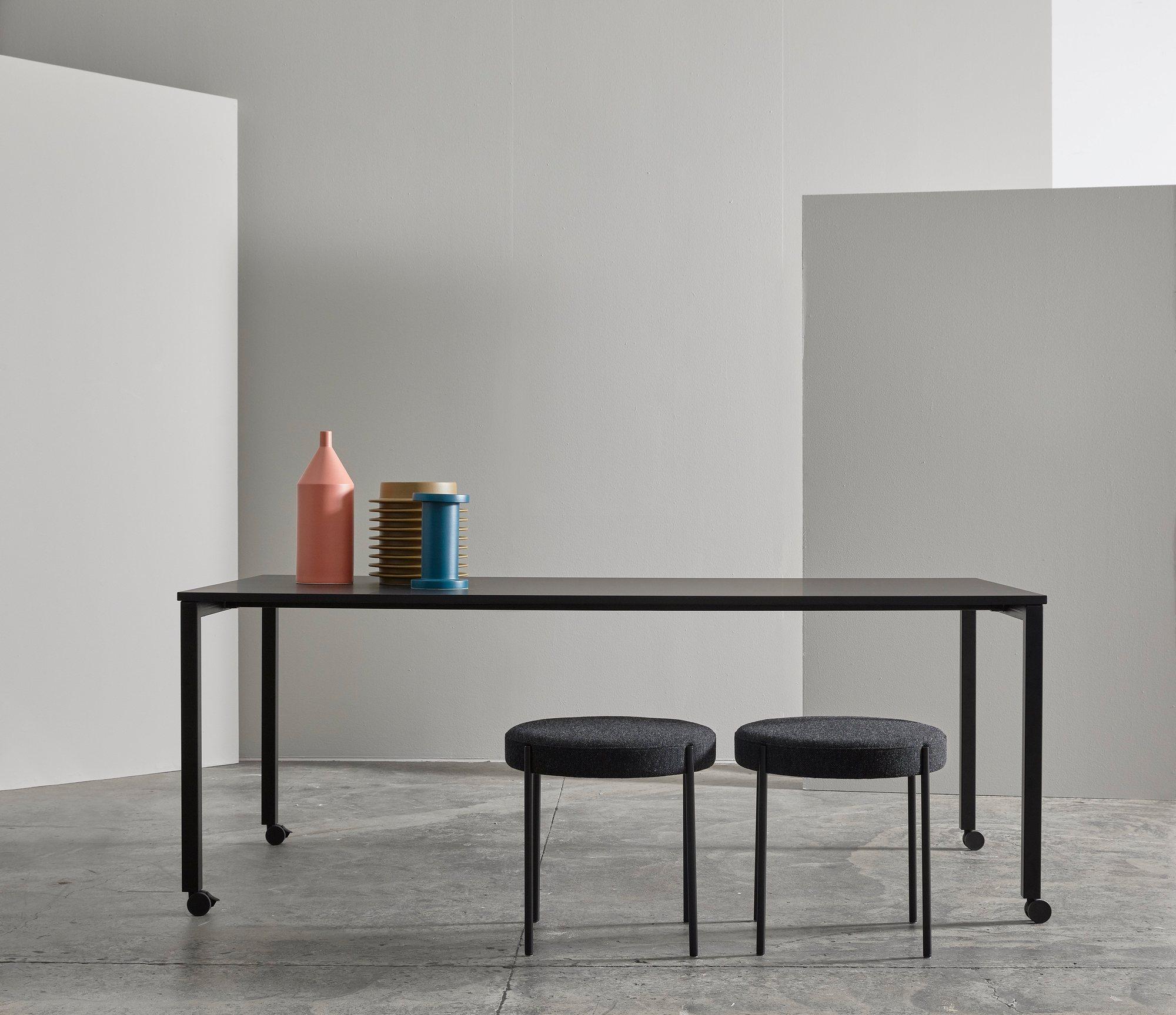 Panton Move Table White Verpan