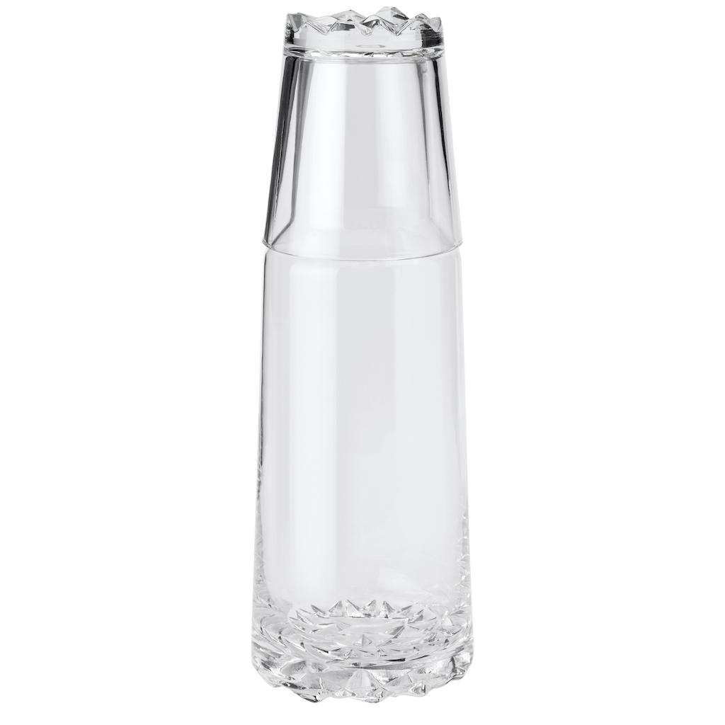 Glacier Carafe with 0.25 Litre Glass Stelton