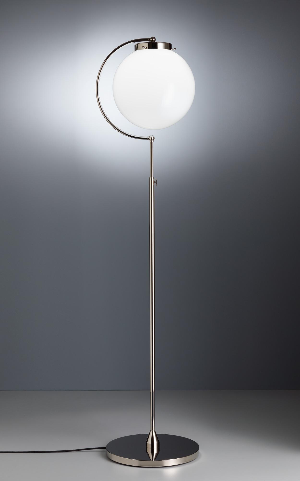 Bauhaus DSL 23 Floor lamp Tecnolumen
