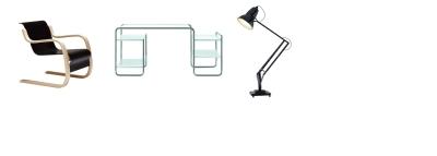 30's design furniture