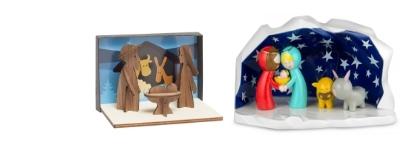 Christmas cribs