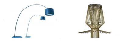 Italian design luminaires