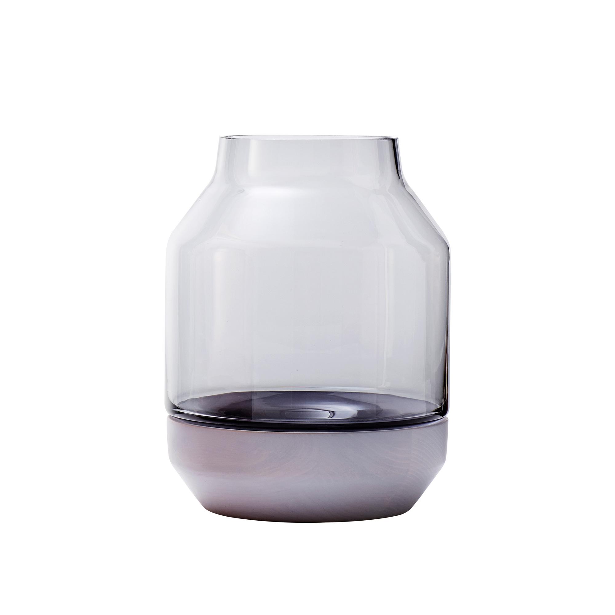 Elevated Vase grey Muuto