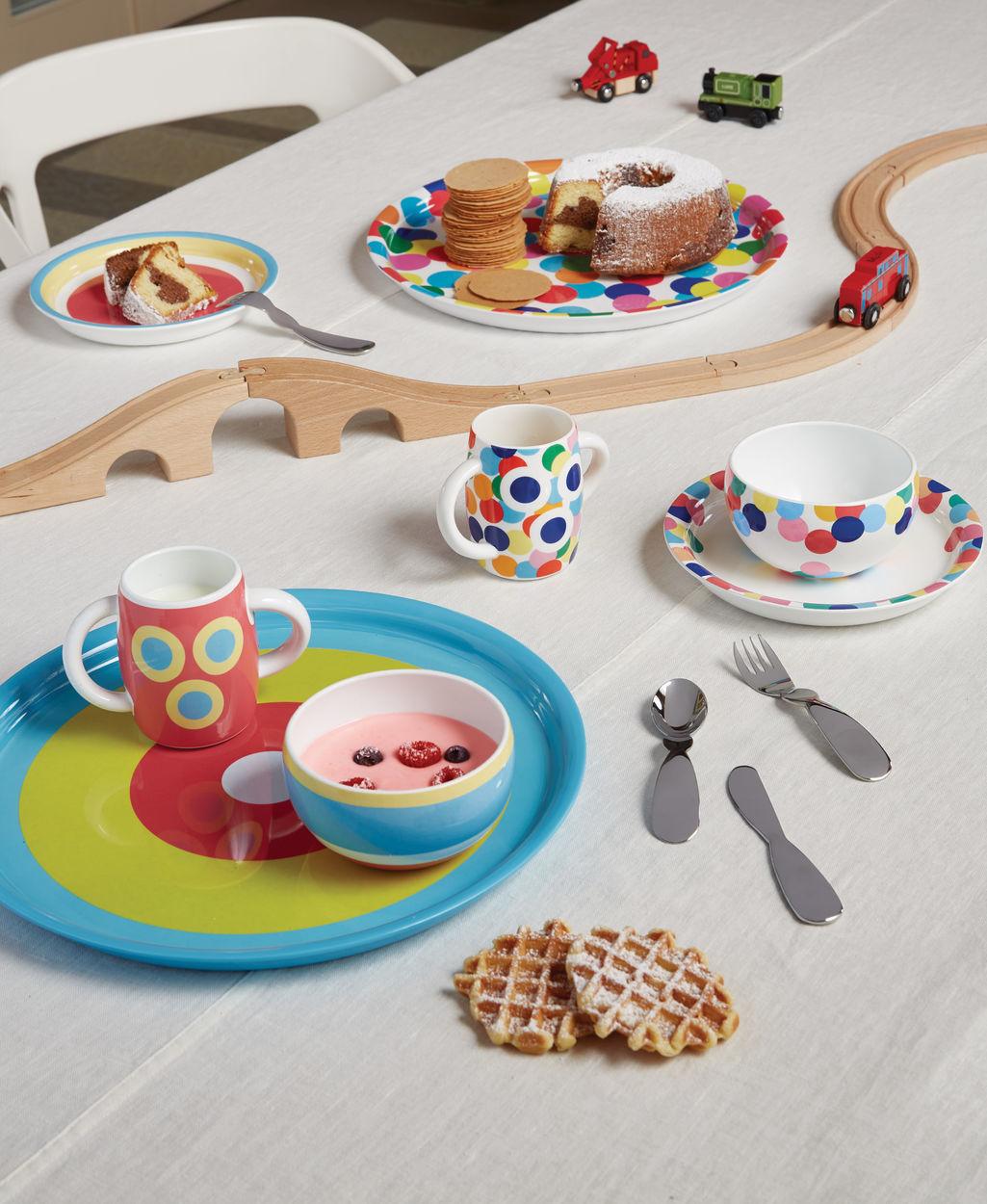 Alessini Children cutlery set Alessi