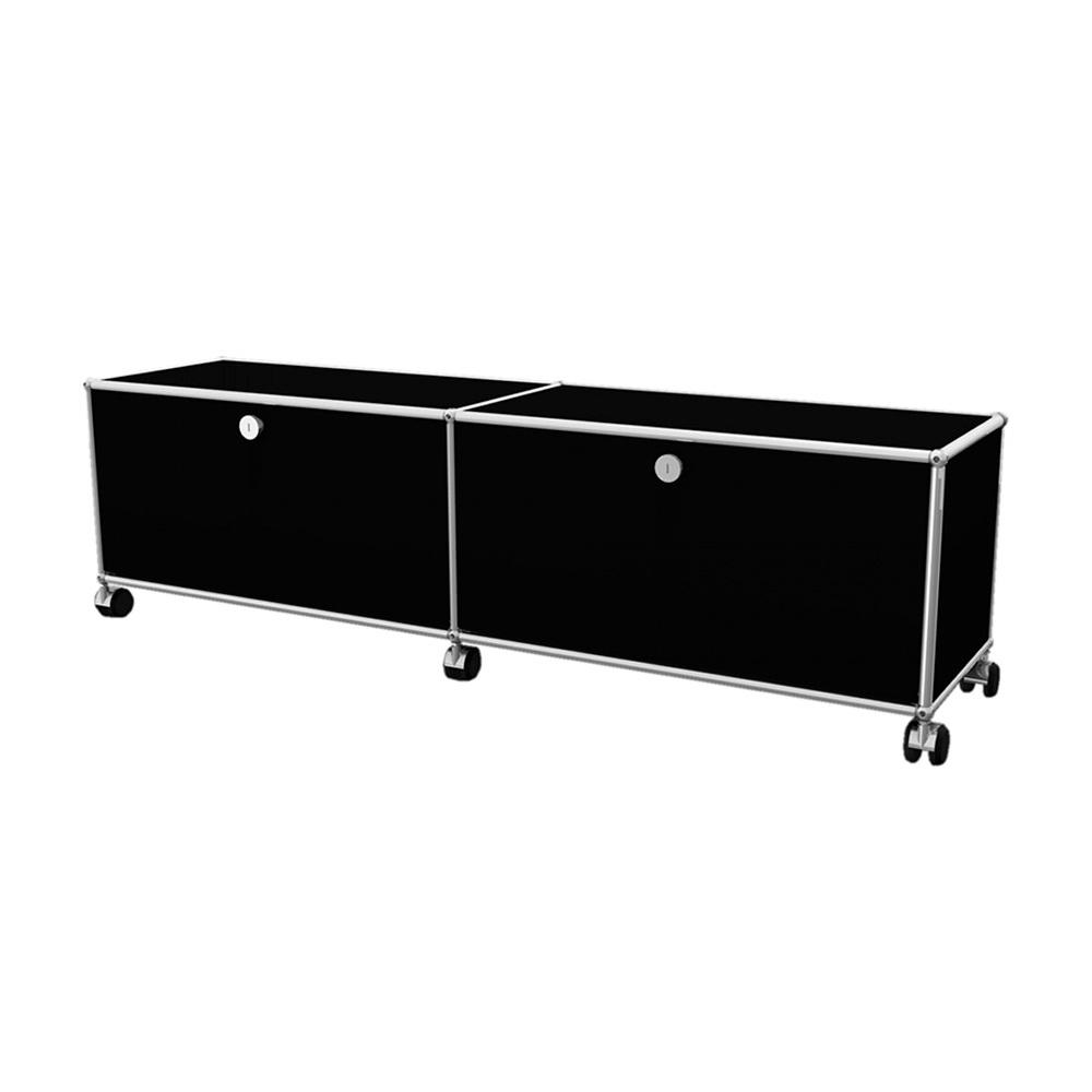 USM Haller TV-/Hi-Fi Möbel – QUICK SHIP-beige