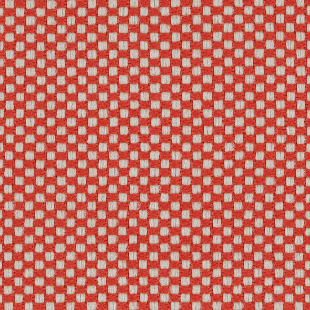 Laser hellgrau/poppy red