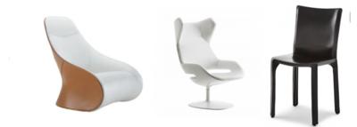 Italian design seating