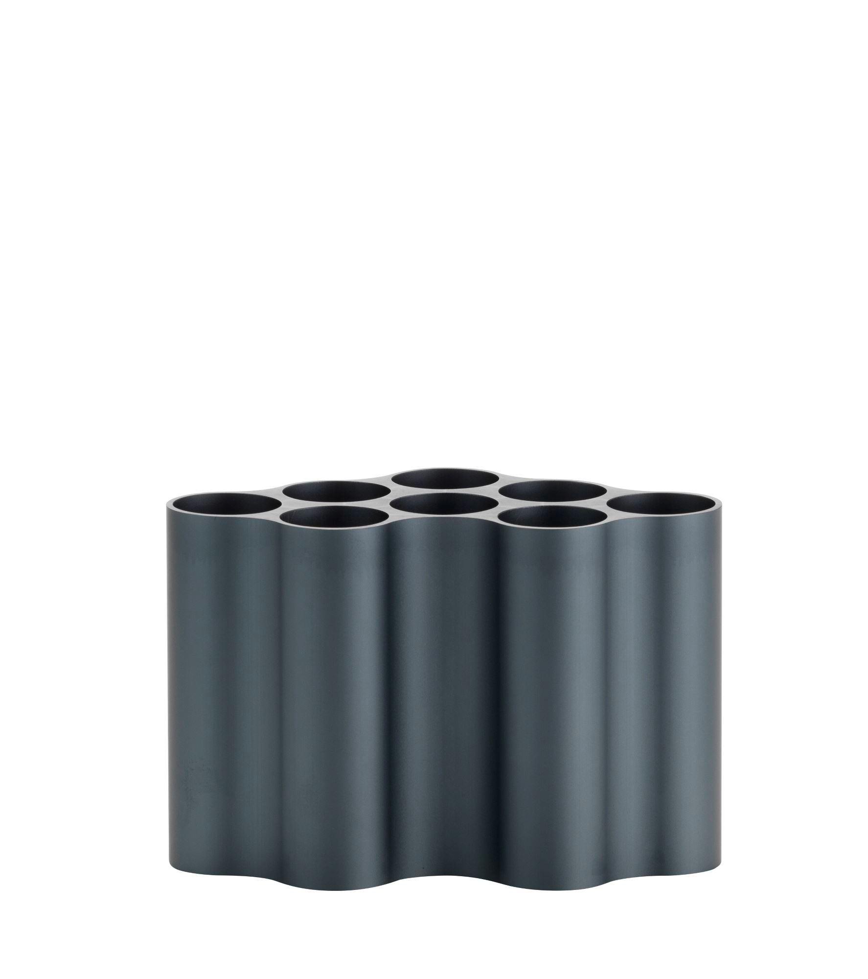 Nuage Vase S Vitra-Stahlblau