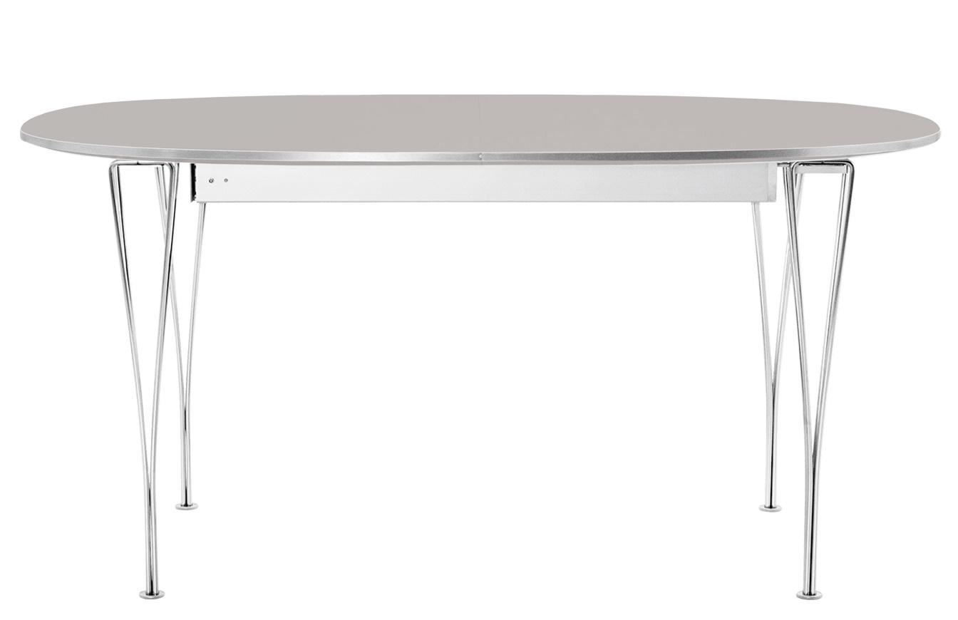 Table Series Super Elliptical extending Fritz Hansen