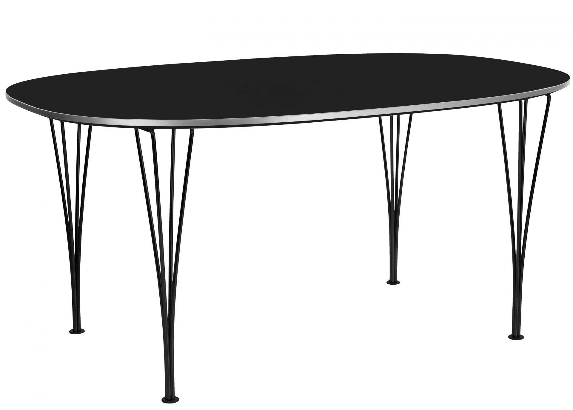 Table Series Super Elliptical Fritz Hansen