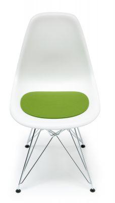 Seat Pad Felt Eames Plastic Side, Eames Side Chair Seat Pad