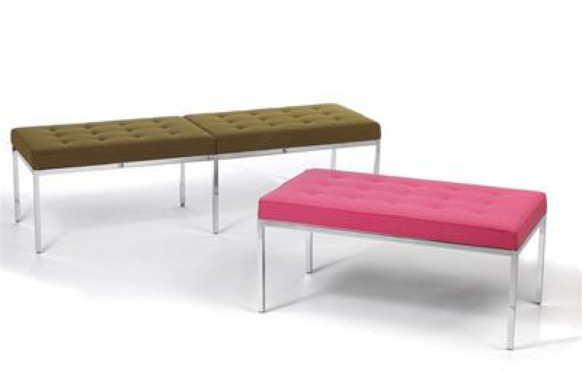 Florence Knoll 3er Bench Knoll International