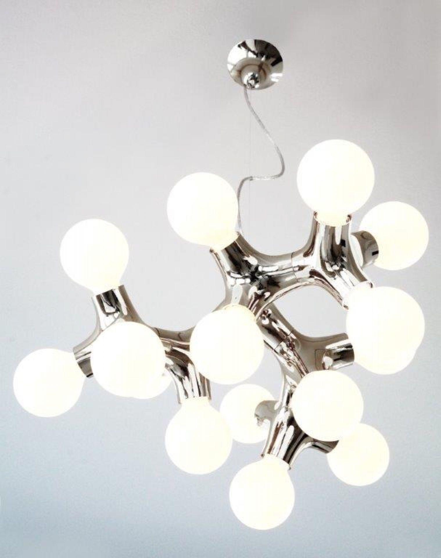 dna chandelier xl pendant light next