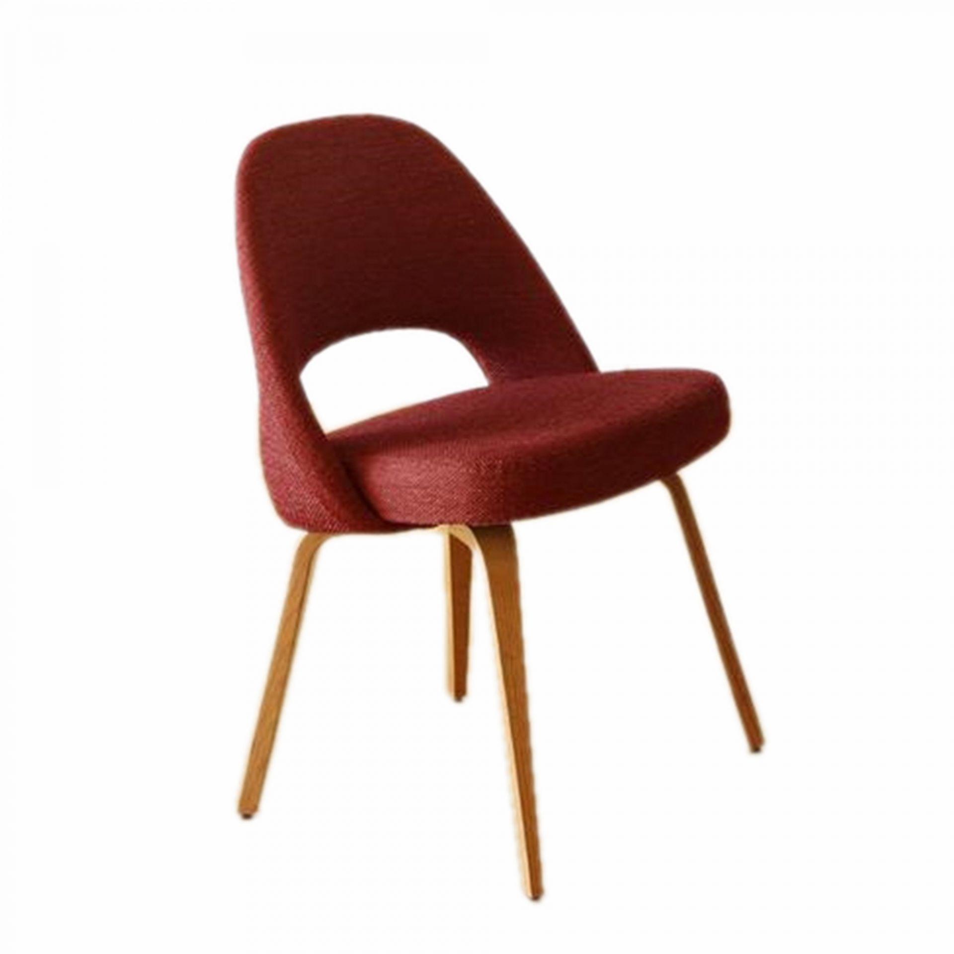 Saarinen Conference Chair Oak Tonus Knoll International