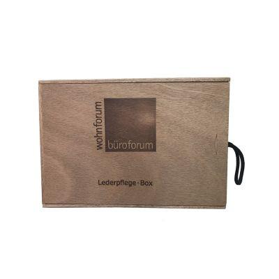 Leather care box Jost