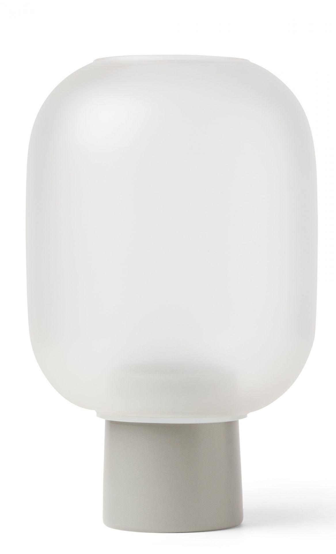 Nebl Vase Large Gejst Grey