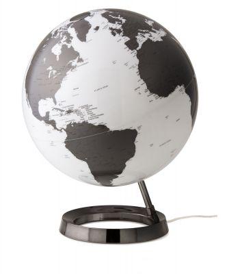 Light & Colour Bright Globe Metalic Atmosphere New World