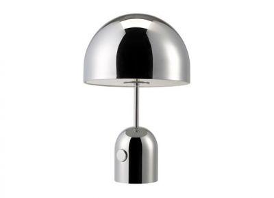 Bell Chrome tabe light Tom Dixon