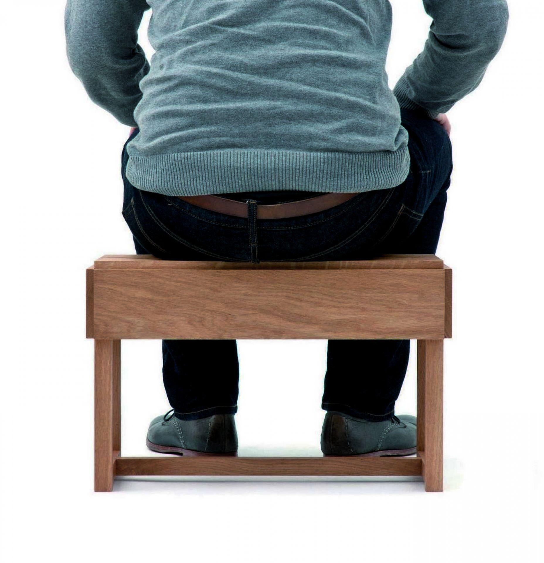 Bänkchen & mehr multifunction stool designimdorf