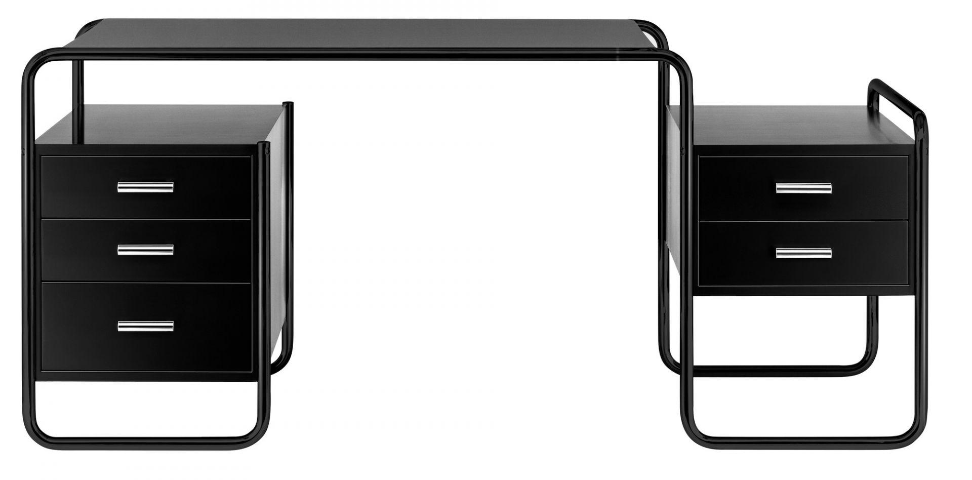 S 285 Tubular steel DeskThonet