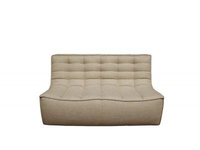 Sofa N701 2 seater beige Ethnicraft