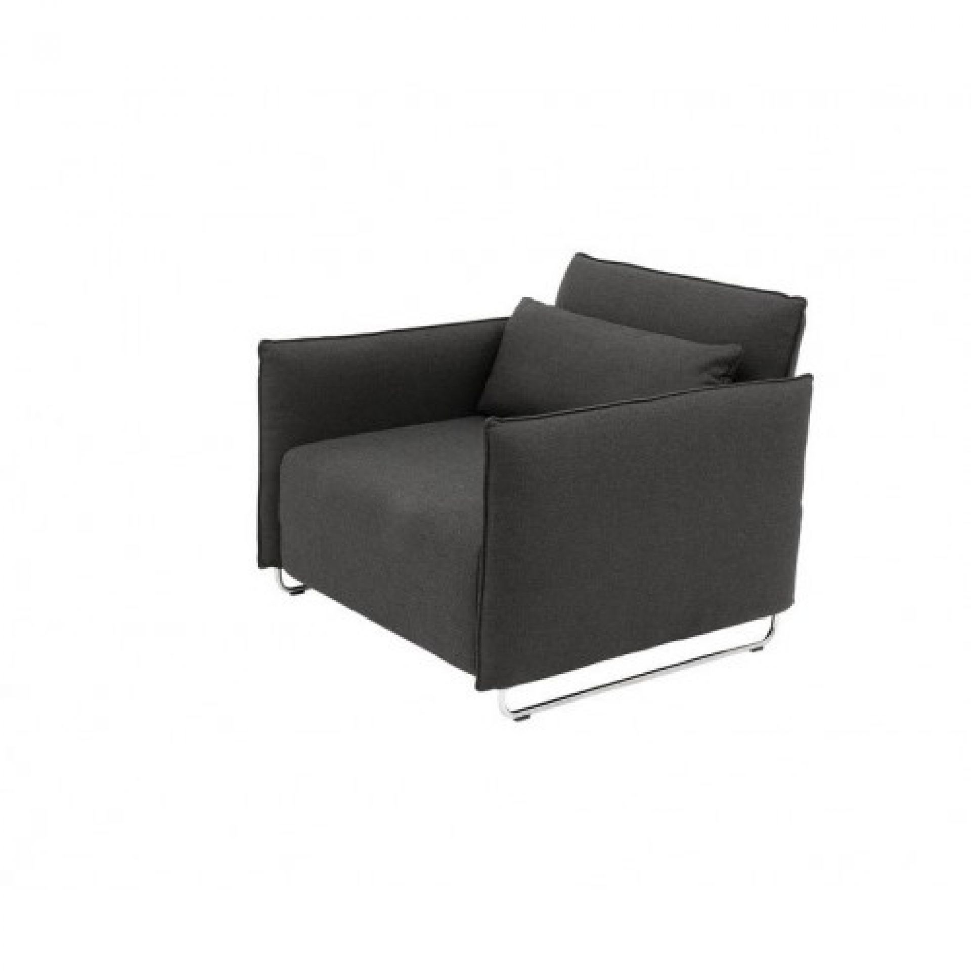 Cord Sofa / Sleep Sofa 1-Seater Softline