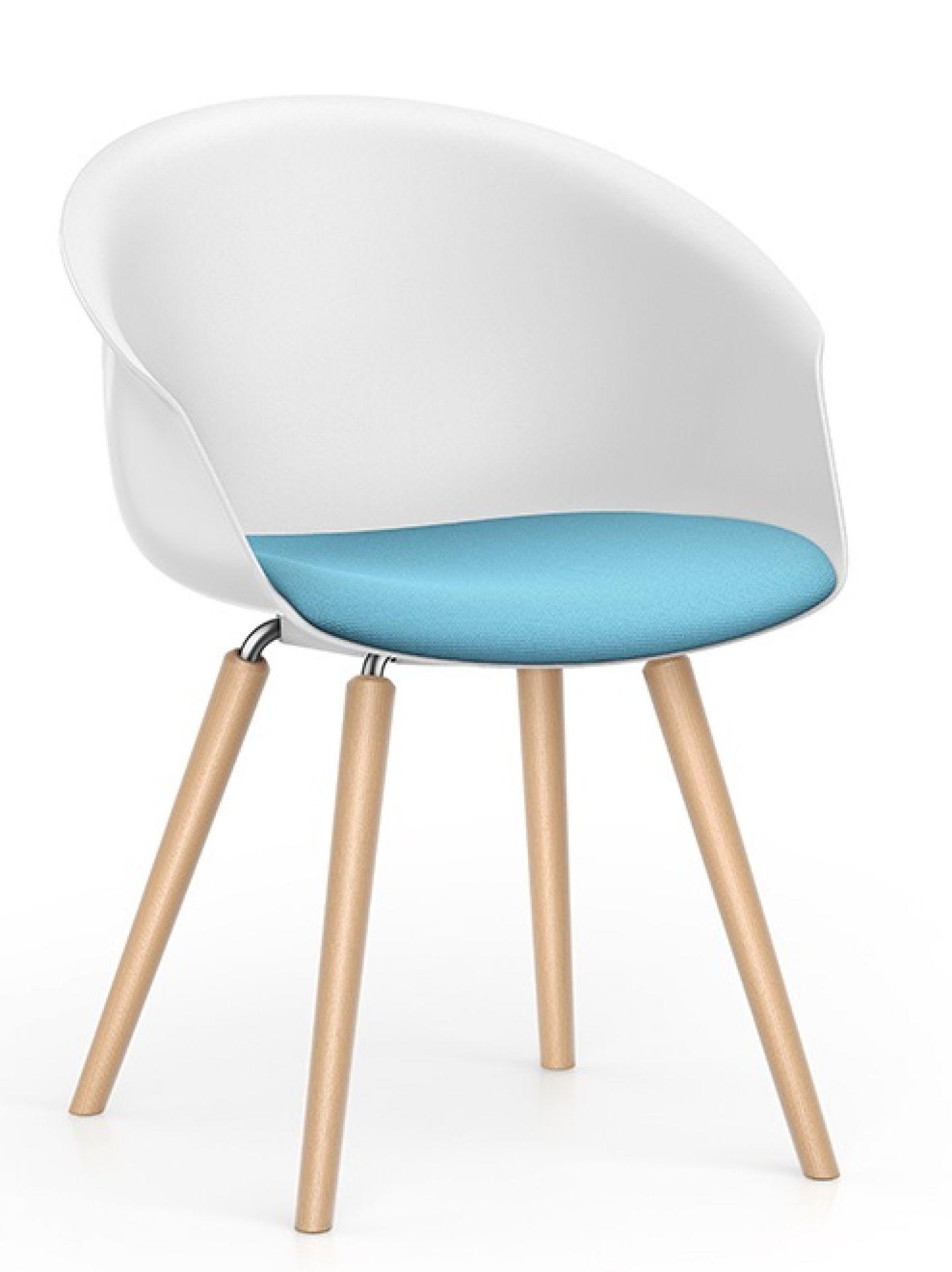 Shuffleis10 Club chairs Interstuhl