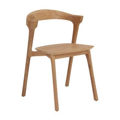 Bok Outdoor Chair Teak Ethnicraft