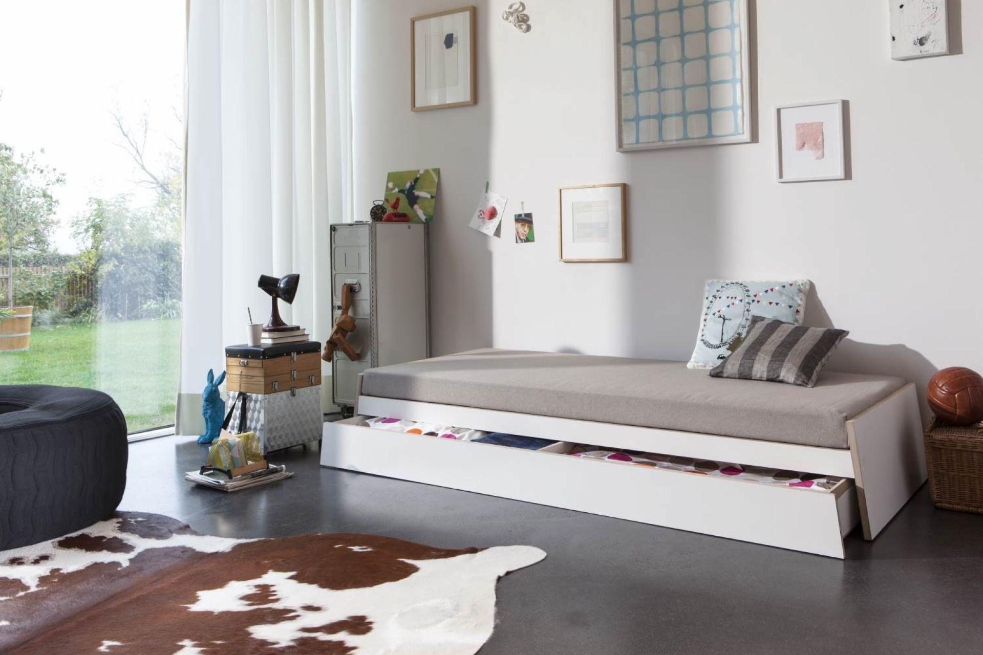 Alma Bed box drawer for Lönneberga Stacking bed Richard Lampert