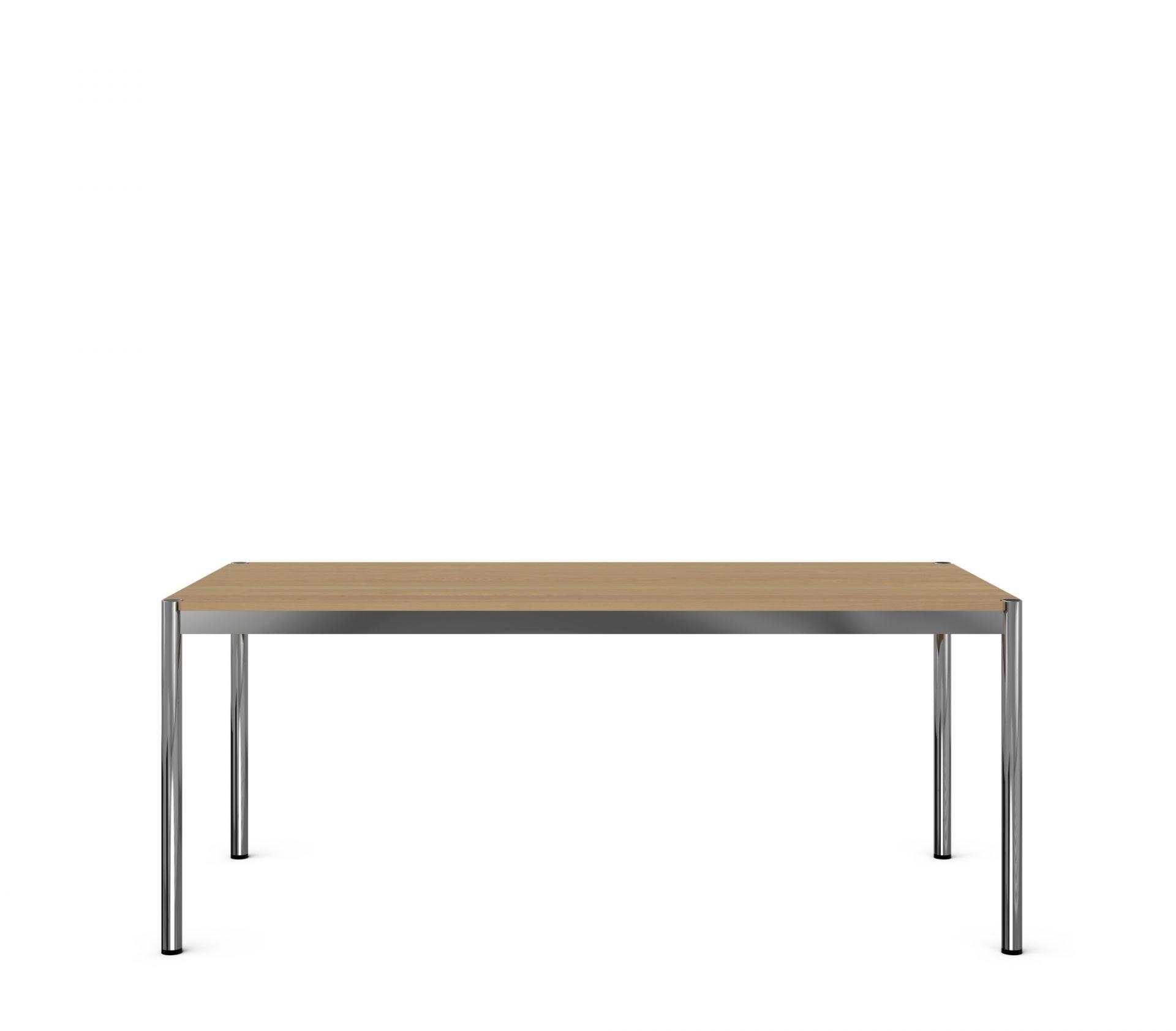 USM Haller Tisch 200 x 100 cm weiß