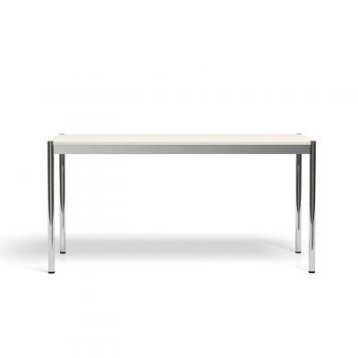 USM Haller Table 175 x 75 cm MDF pure white