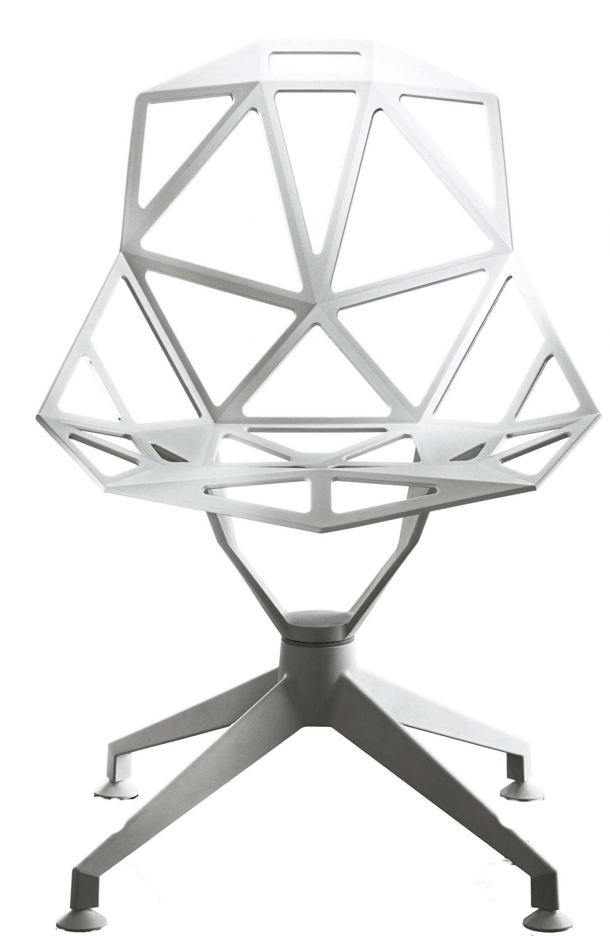 Chair One Chair Four-star base Magis