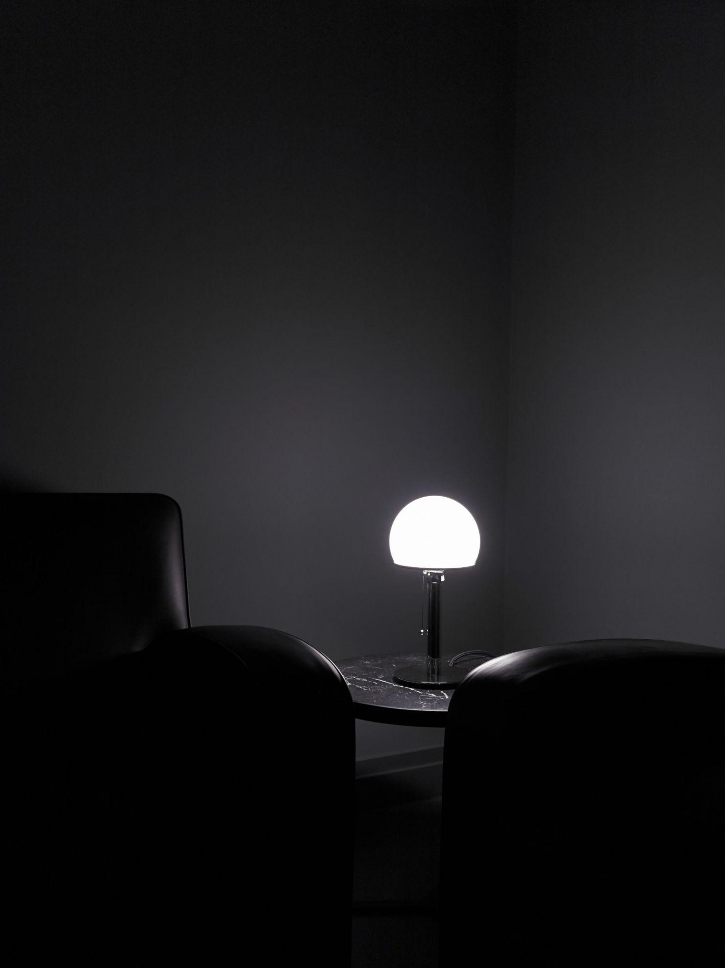 WA 24 / WA24 Wilhelm Wagenfeld Table lamp Tecnolumen