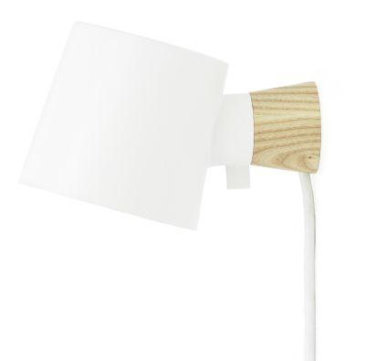 Rise Wall Lamp Wandleuchte Normann Copenhagen-weiß