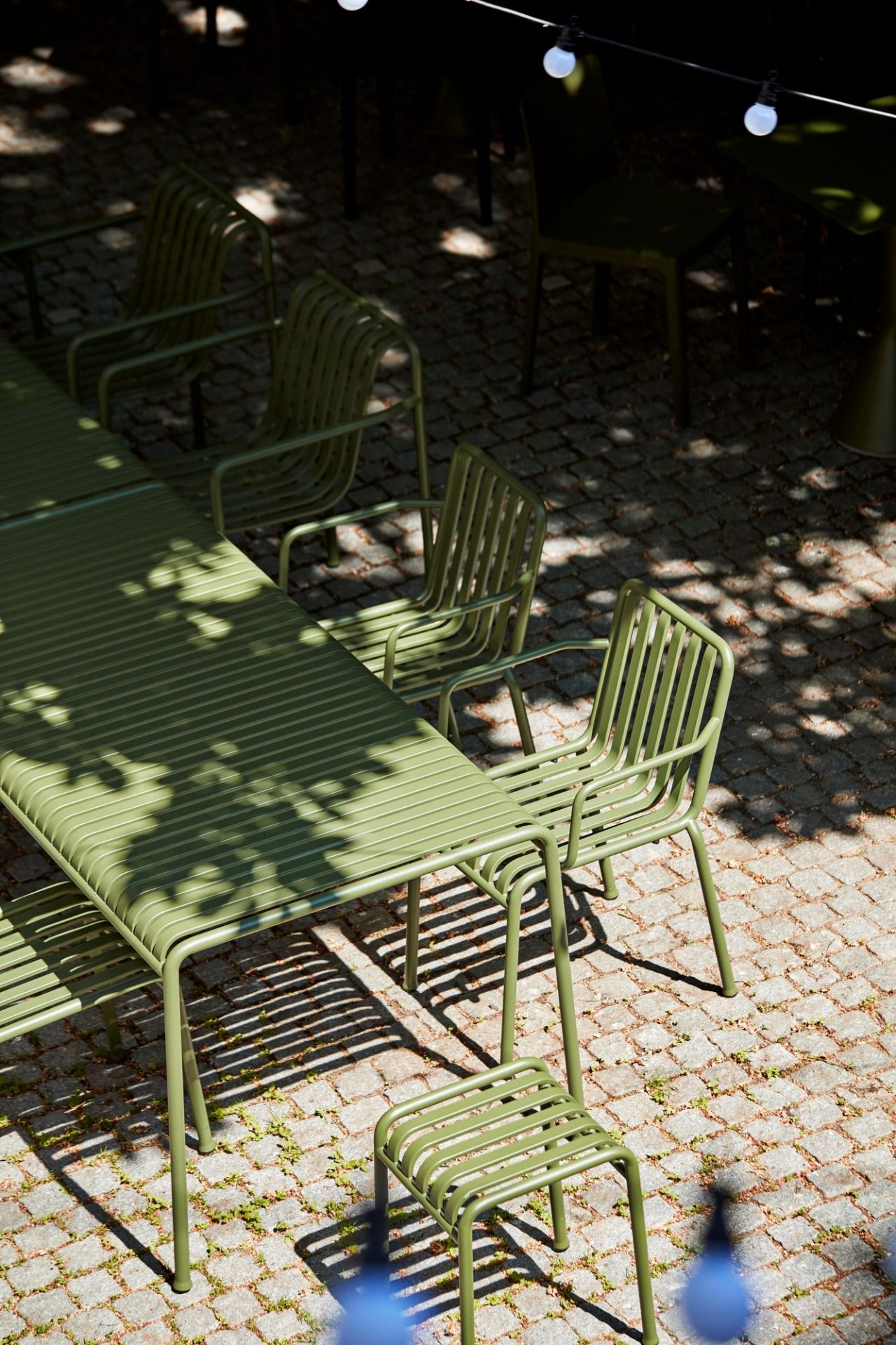 Palissade Table Outdoor 170 x 90 Hay