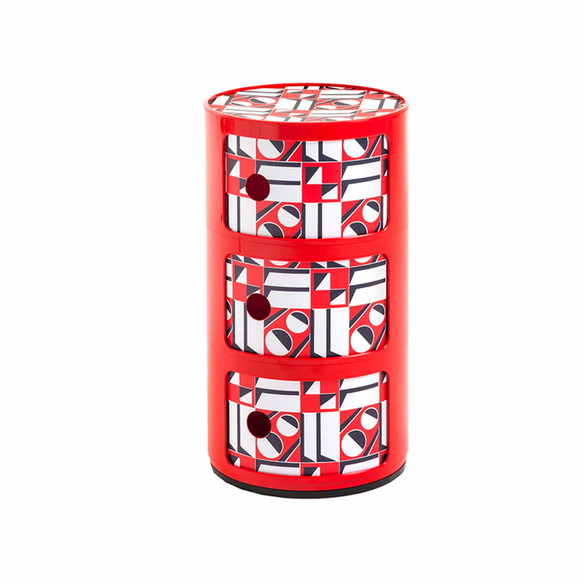 Componibili 498,791 3 element La Double J. cartel