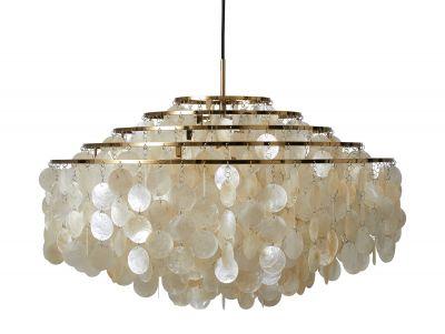 FUN 11DM Ceiling Light Brass Verpan