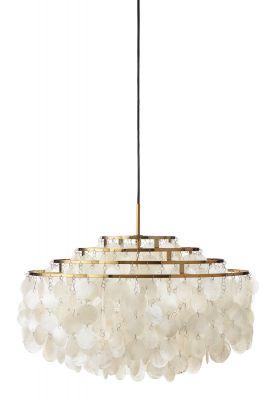 FUN 10DM Pendant Light Brass Verpan