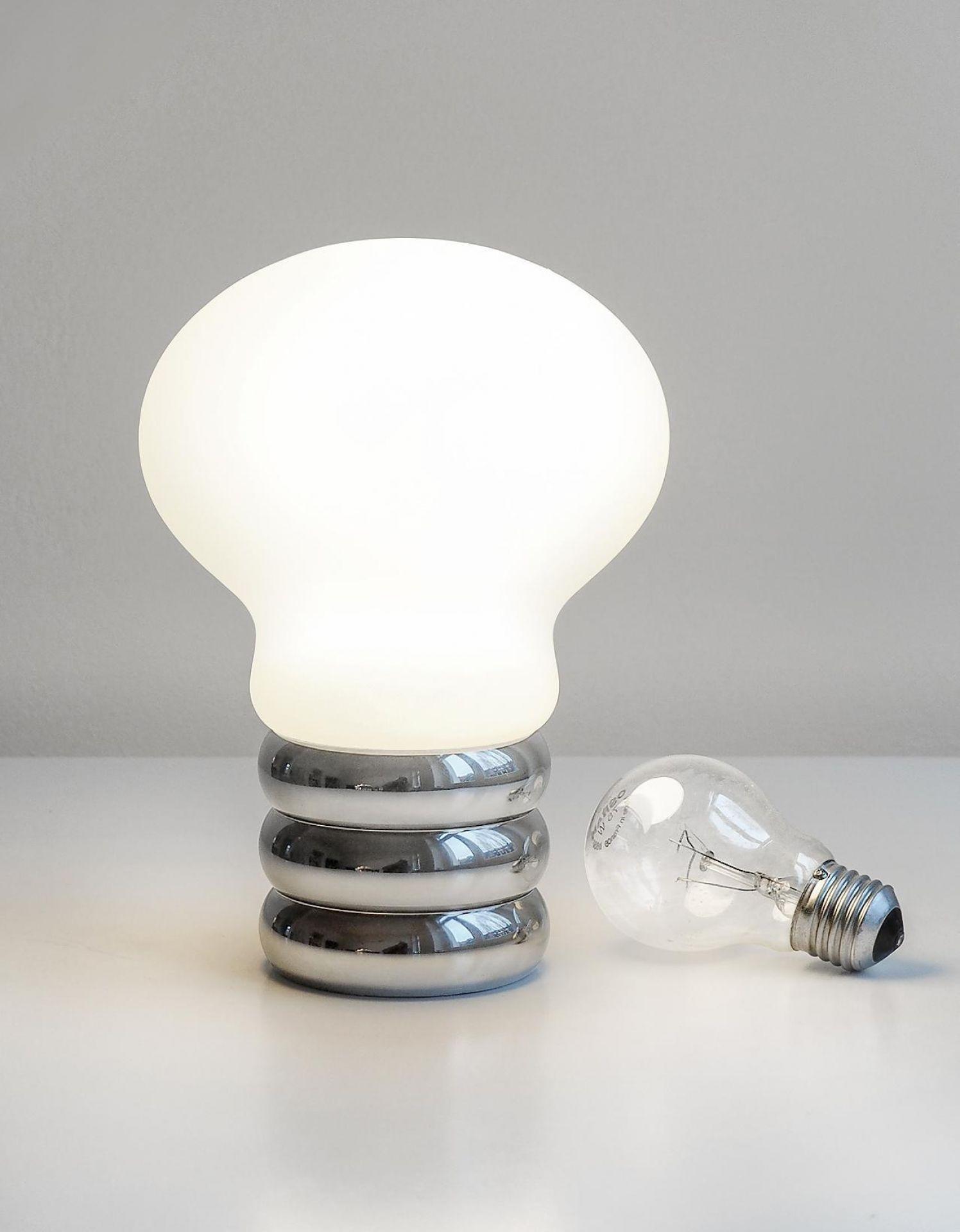 b.bulb Battery lamp / Table lamp with USB Ingo Maurer