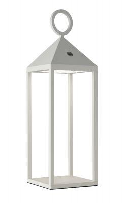 Cargo LED Battery Outdoor Lantern white 47cm Sompex