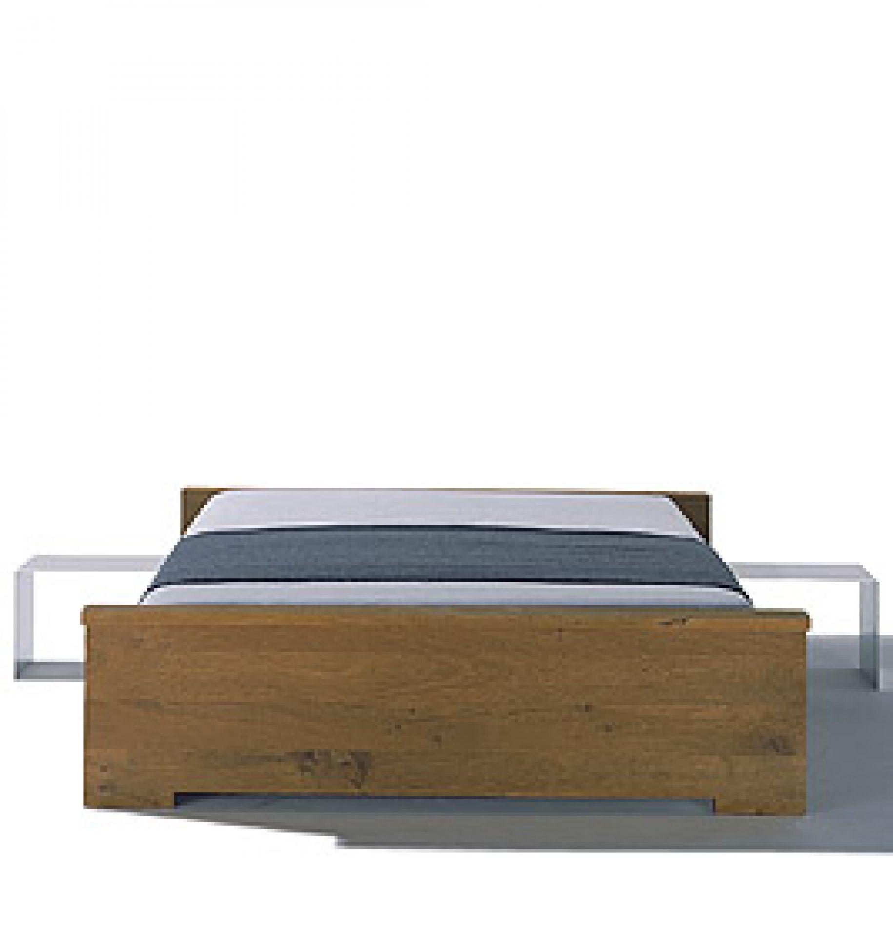 Moonwalker solid wood bed Richard Lampert