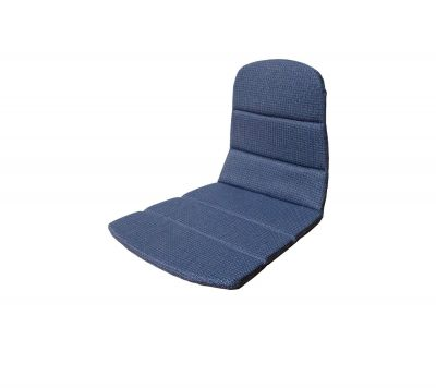 Breeze Seat back Cushions for Outdoor Chair sled base Cane-Line