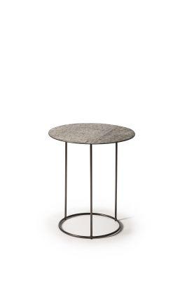 Celeste Side Table Lava Linear Ethnicraft